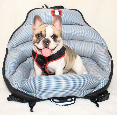 PupSaver AirPup Dog Car Safety Seat