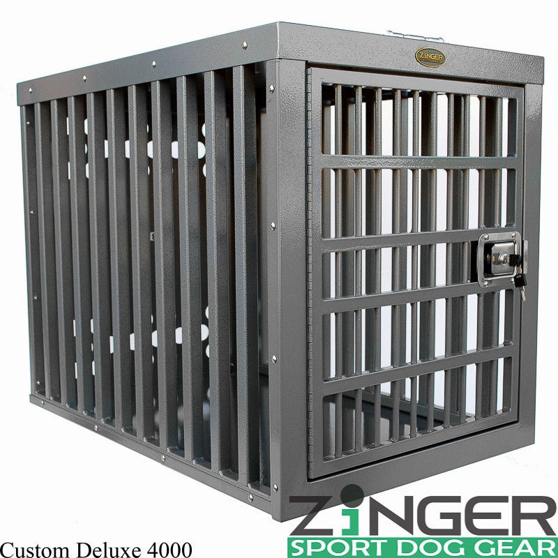 Zinger Heavy Duty Dog Crate Heavy Duty Series Heavy Duty