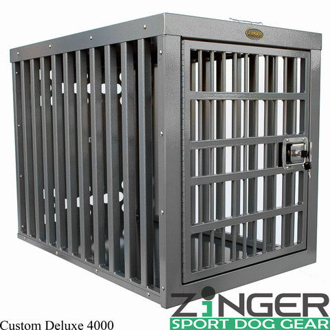 Zinger Heavy Duty Dog Crate-Heavy Duty Series