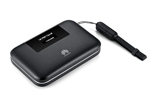 Huawei Unlocked E5770 4G/LTE Portable Wireless Mobile Router with 6 GB EE  Sim Card - Black