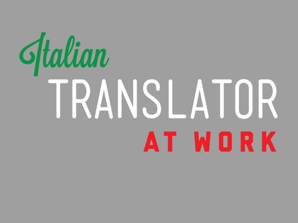 Translator Italian: Translators & Interpreters