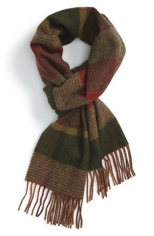 New Country Plaid Scarf