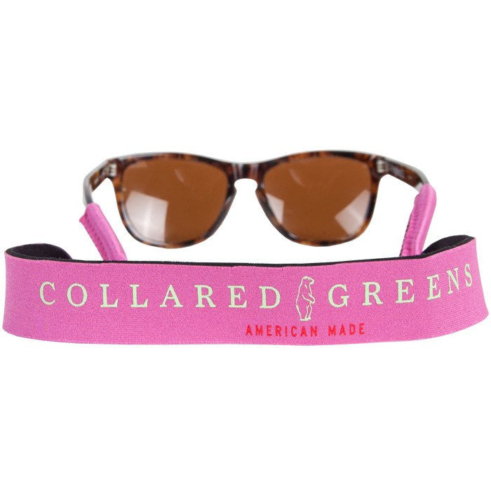 CG Croakies - Pink
