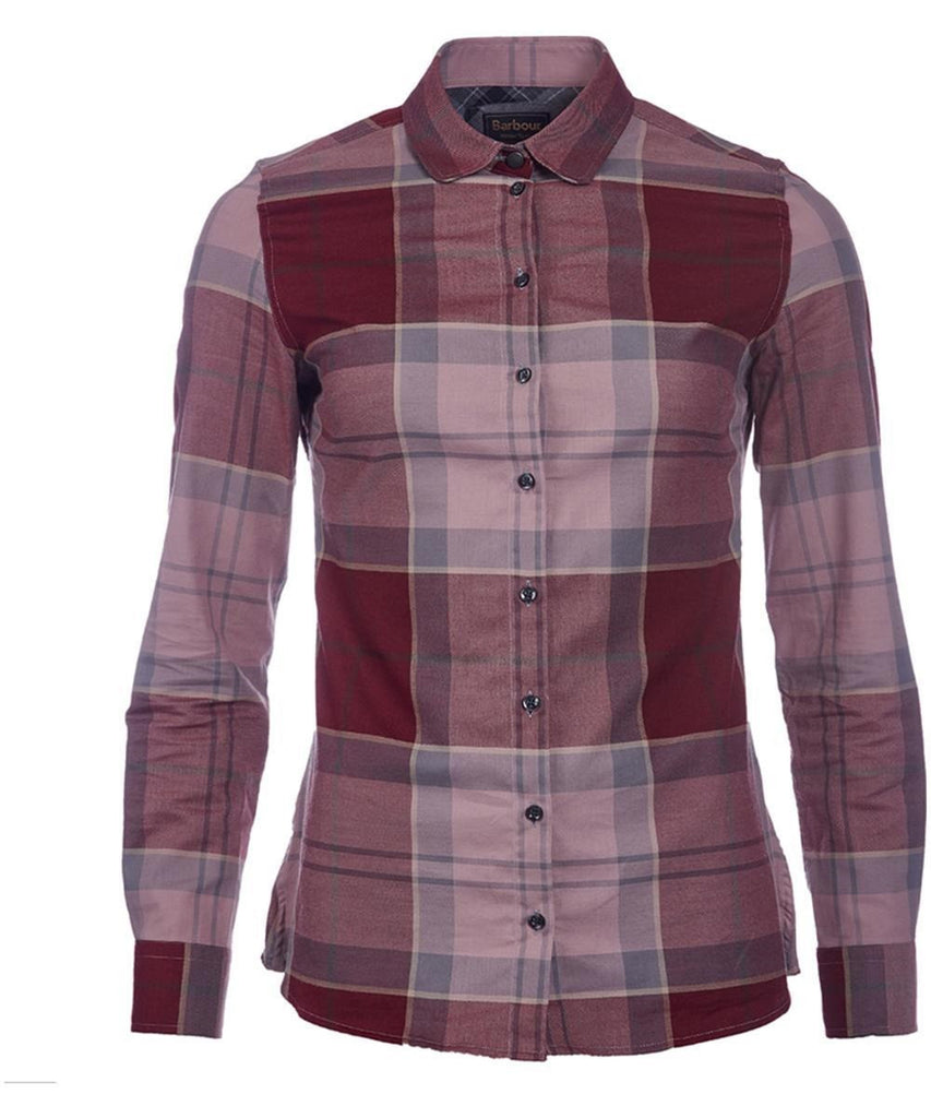 Ladies Carlin Shirt - Old Rose