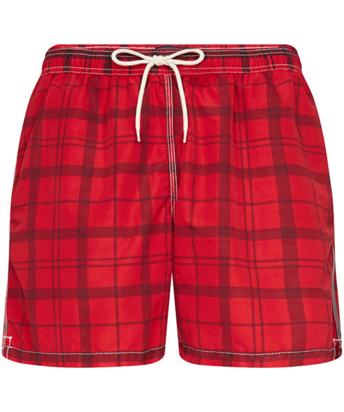 John Swim Short - Red