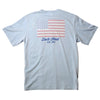 Duck Head American Flag T-Shirt - Duck Bill Yellow