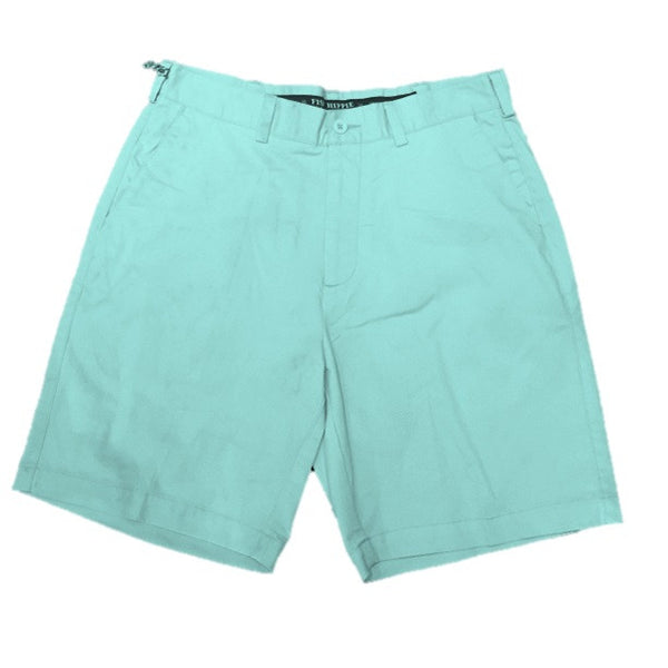 Stretch Twill Short - Beach Glass
