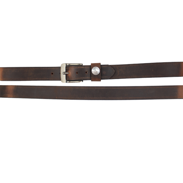Bison Belt - Buffalo Leather