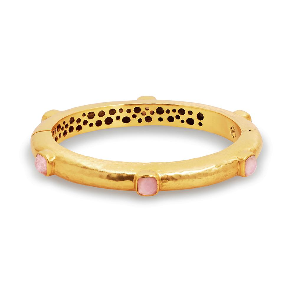 Catalina Hinged Bangle