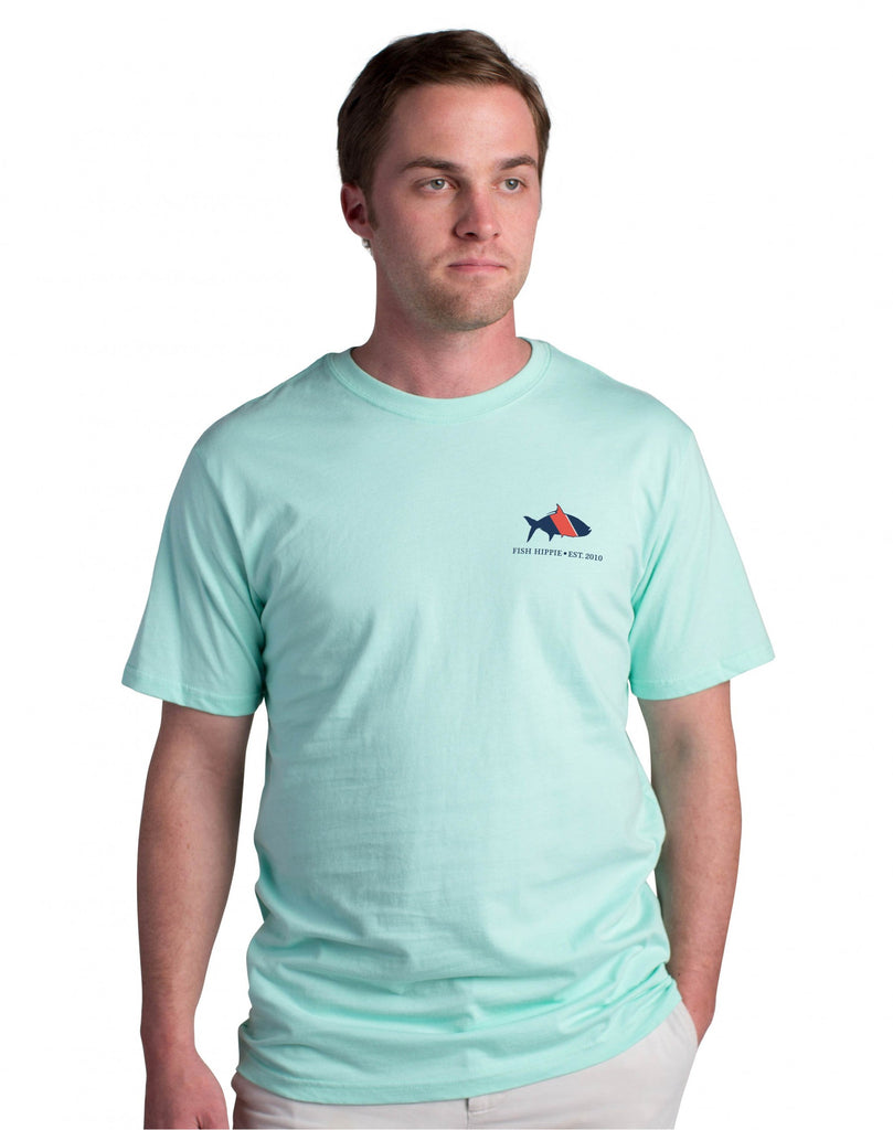 Proper Tools Short Sleeve Tee Seagrass
