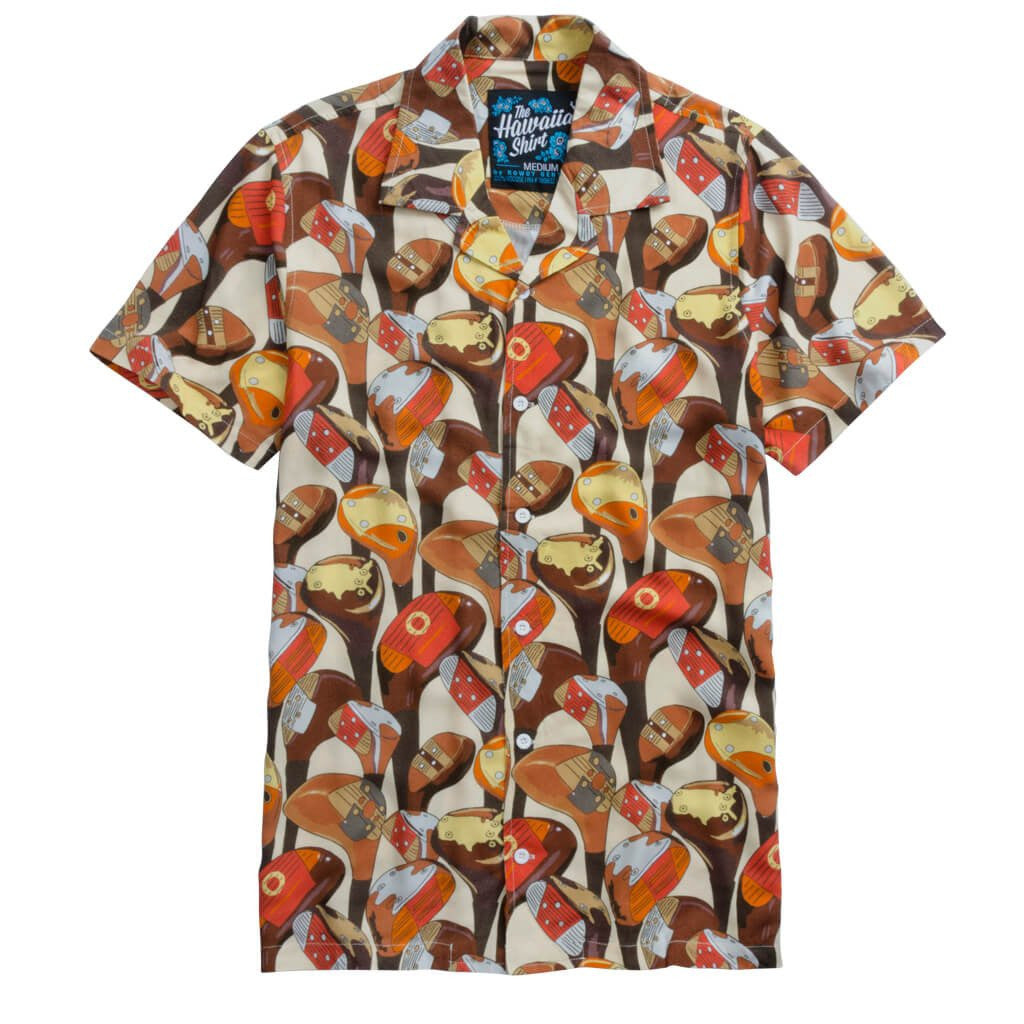 Morning Woods Hawaiian Shirt
