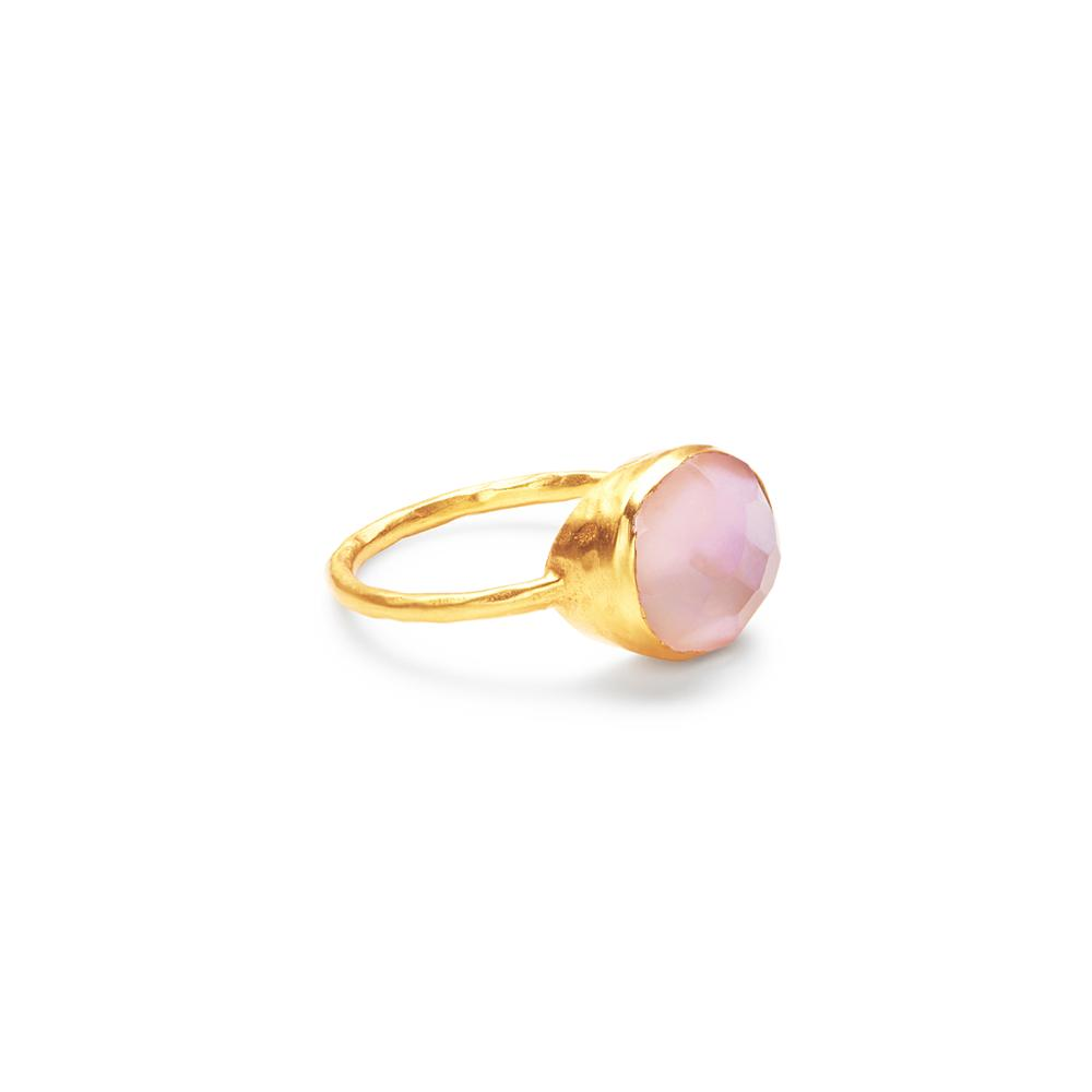 Honey Stacking Ring - Rose