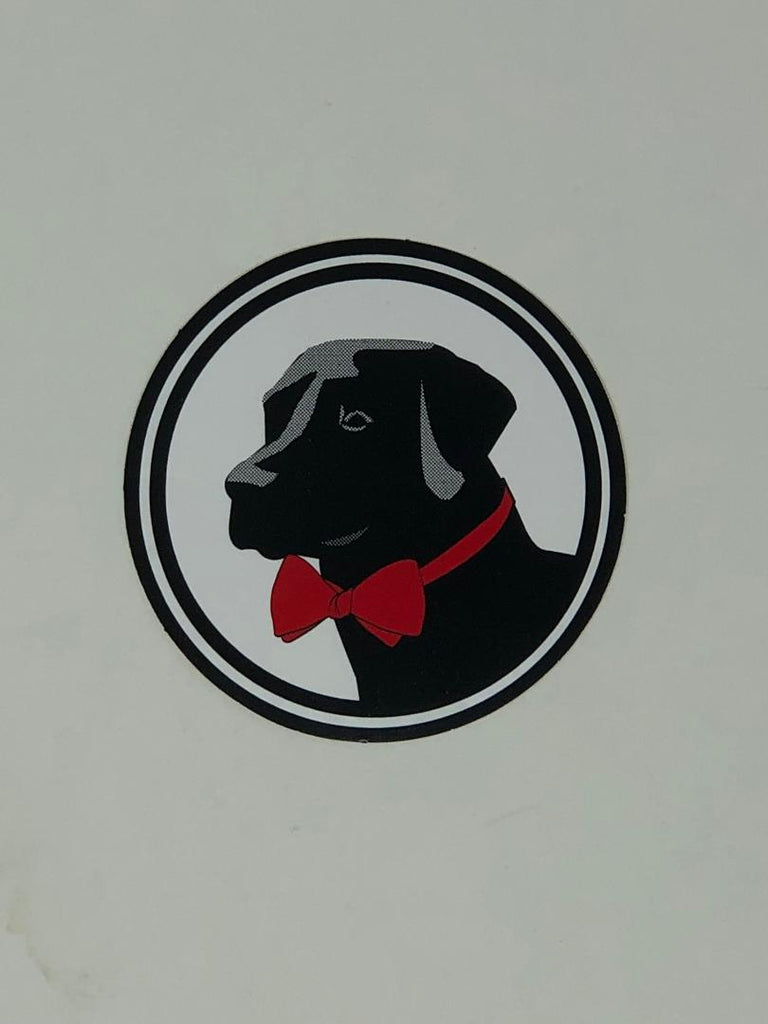 Small Southern Proper Logo Sticker