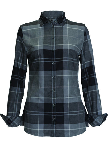 Ladies Carlin Shirt - Grey