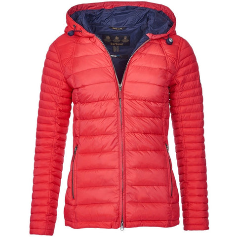 Ladies Landry Baffle Quilted Jacket - Flare