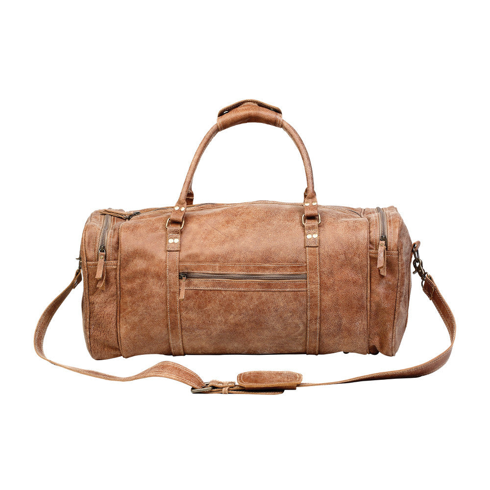 Vagabond Leather Duffle