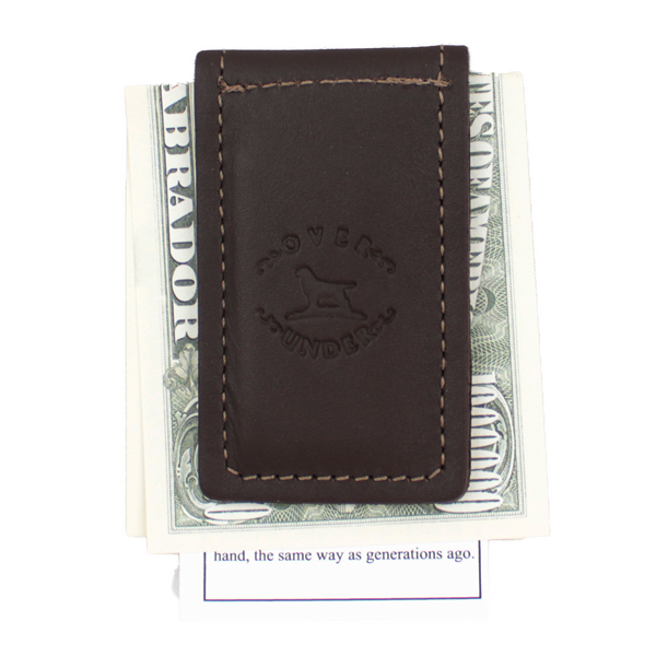 Money Clip - Bridle Leather