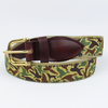 Ribbon Belt - Old School Camo