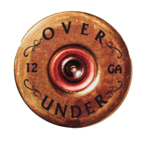 Shotgun Shell Sticker