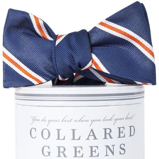 Martin Bow Tie Navy/Orange - 1SZ