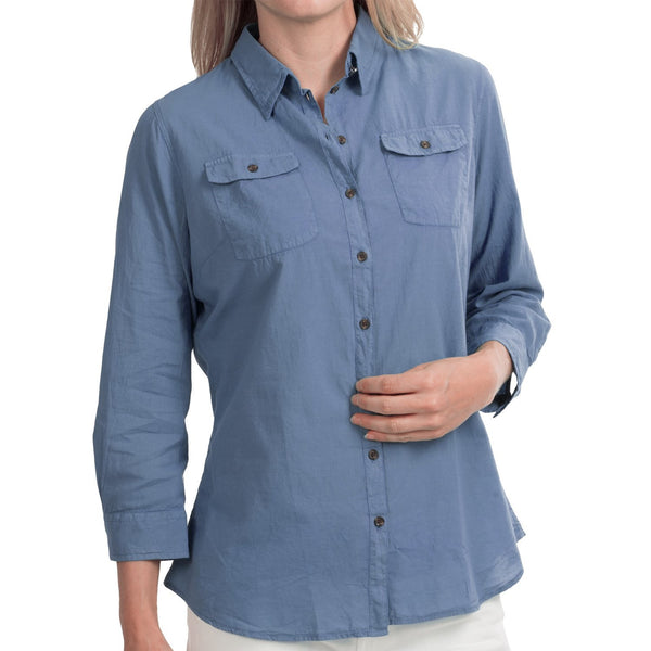 Hunstanton Shirt - Blue