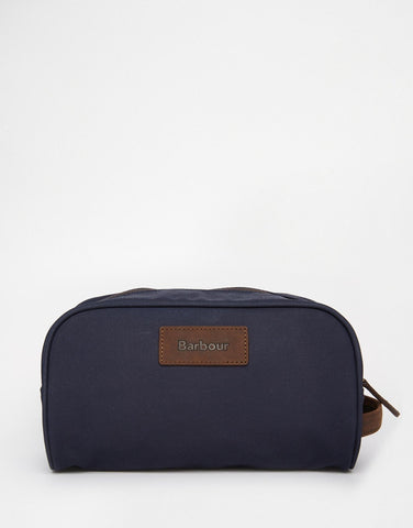 Drywax Washbag - Navy