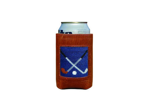 Crossed Clubs Koozie