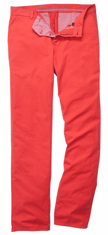 Campus Pant - Rust Red