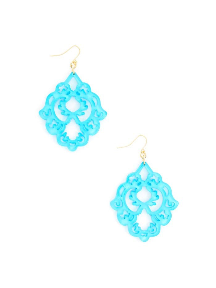 Zenzii Dare To Deco Earrings