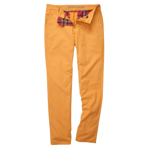 Campus Pant - Burnt Orange
