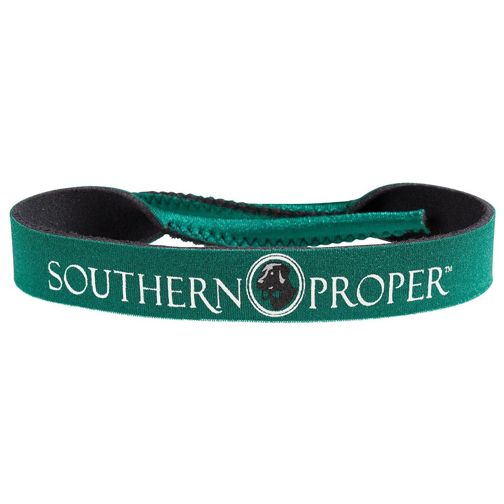 Southern Proper Croakies - Green
