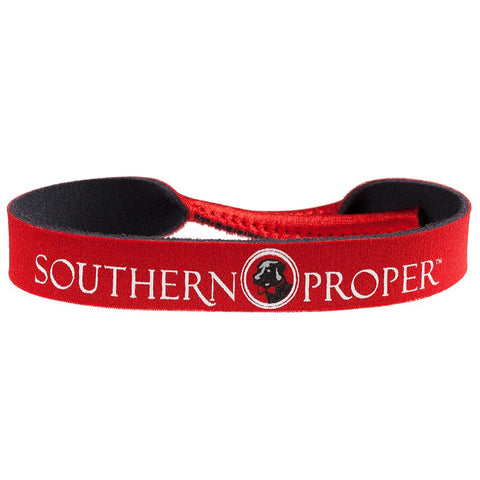 Southern Proper Croakies - Red