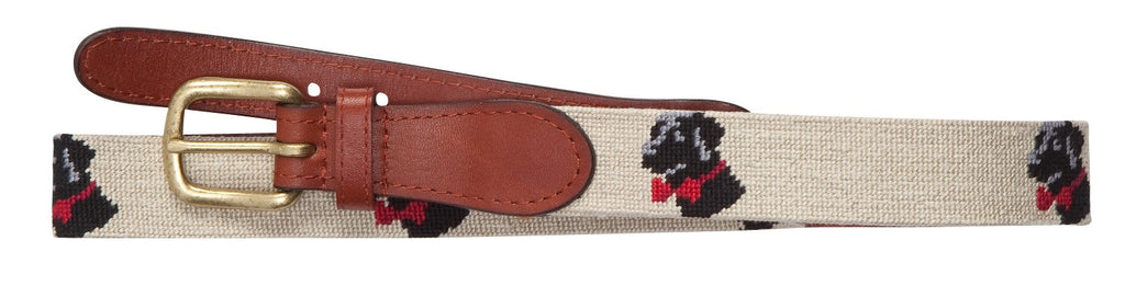 Southern Proper Needlepoint Belt