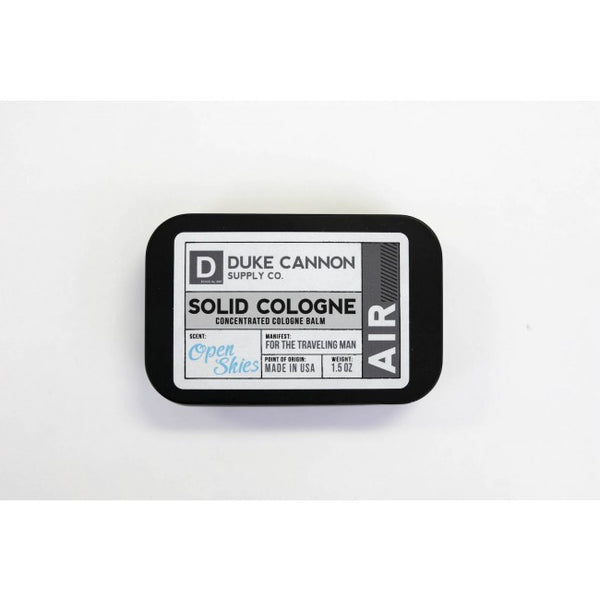 Solid Cologne Balm-Air