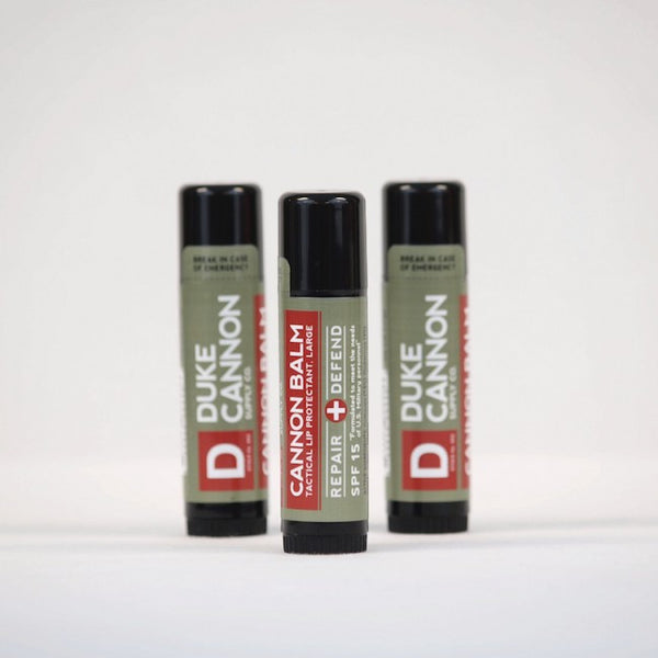 Cannon Balm Tactical Lip Protectant- Large