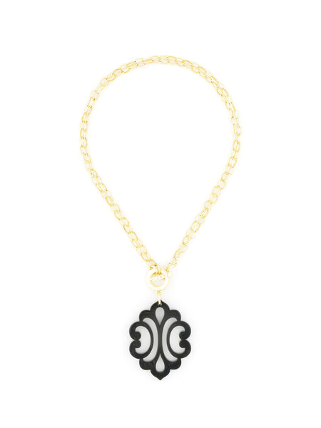 Zenzii Blooming Reflections Convertible Necklace