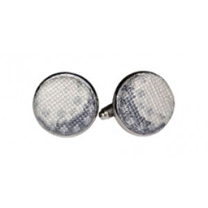 Golf Ball Needlepoint Cufflinks
