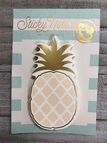 Spartina 449 Sticky Pineapple Note Pad