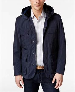 Thurso Waterproof Hooded Jacket
