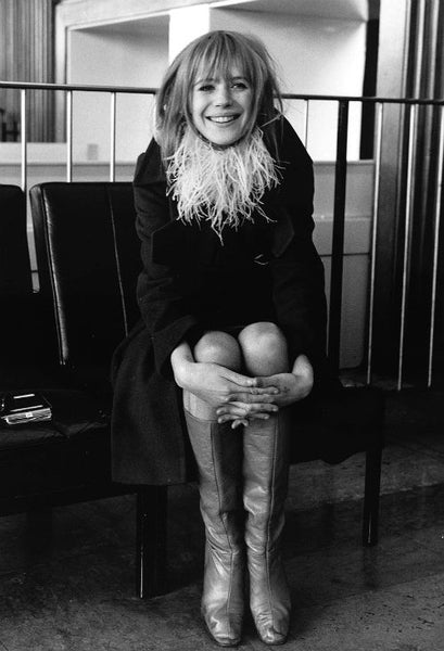 ✰ MONDAY MUSE ✰ MARIANNE FAITHFULL ✰