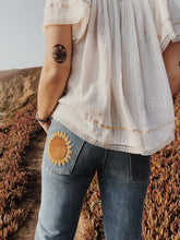 THE SUNFLOWER JEANS