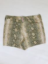 THE SNAKESKIN HOT SHORTS