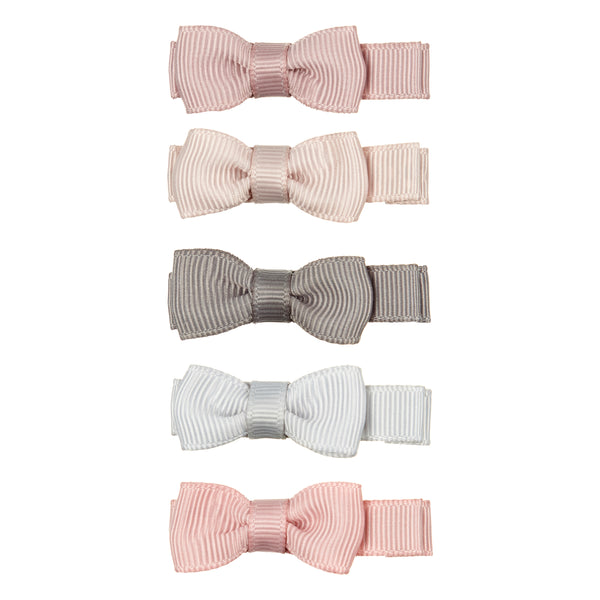 Mimi & Lula Martha Bow Clips (Set of 5)