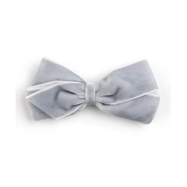 Verity Jones Velvet Hair Clip (Bluebell)