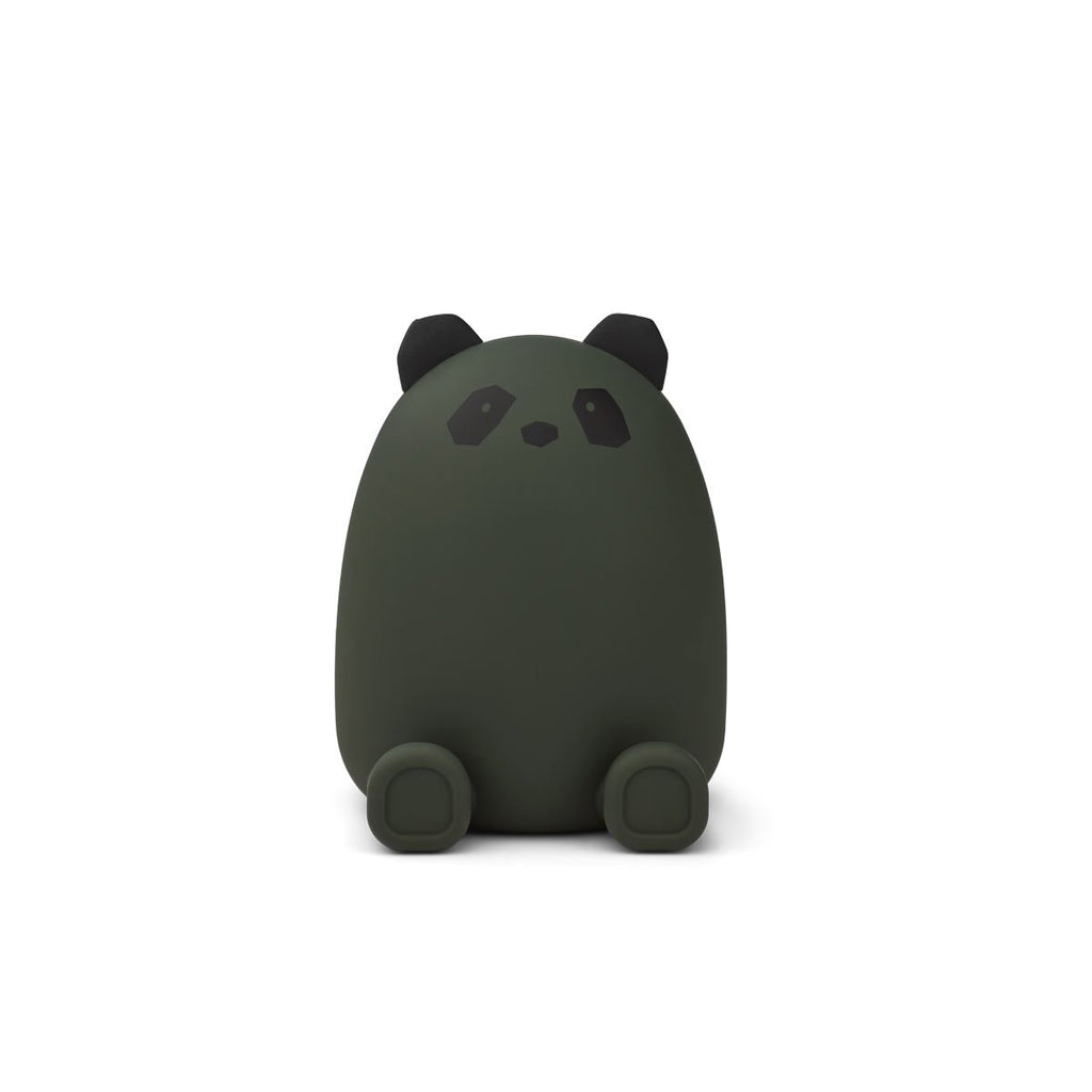 Liewood Palma Money Bank - Panda hunter green