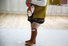 Mini Dressing Raccoon Knee Socks - Greenberry Kids  - 7