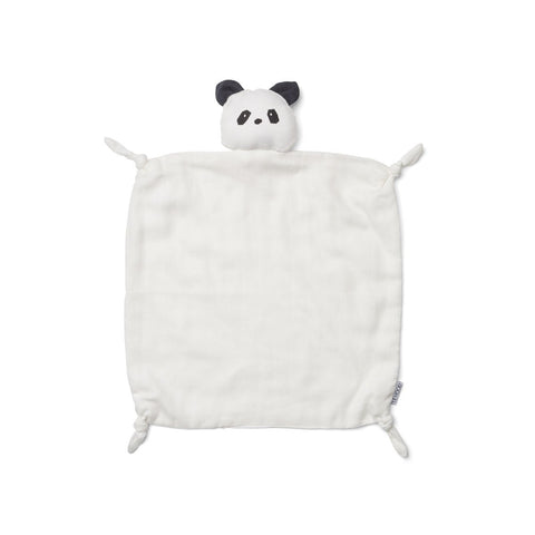 Liewood Agnete Cuddle Cloth (Panda Cream)