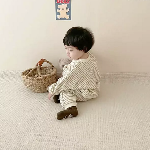 Aosta Bear Sweatshirt (2 Colours)