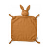 Liewood Agnete Cuddle Cloth (Rabbit Mustard)