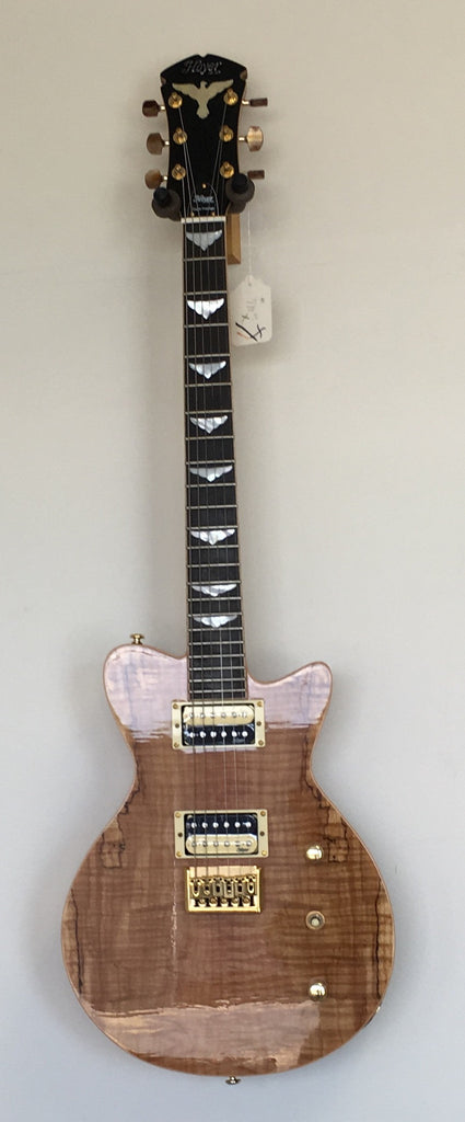 Hoyer HEG510NSM Spalted Maple Eagle Prestige